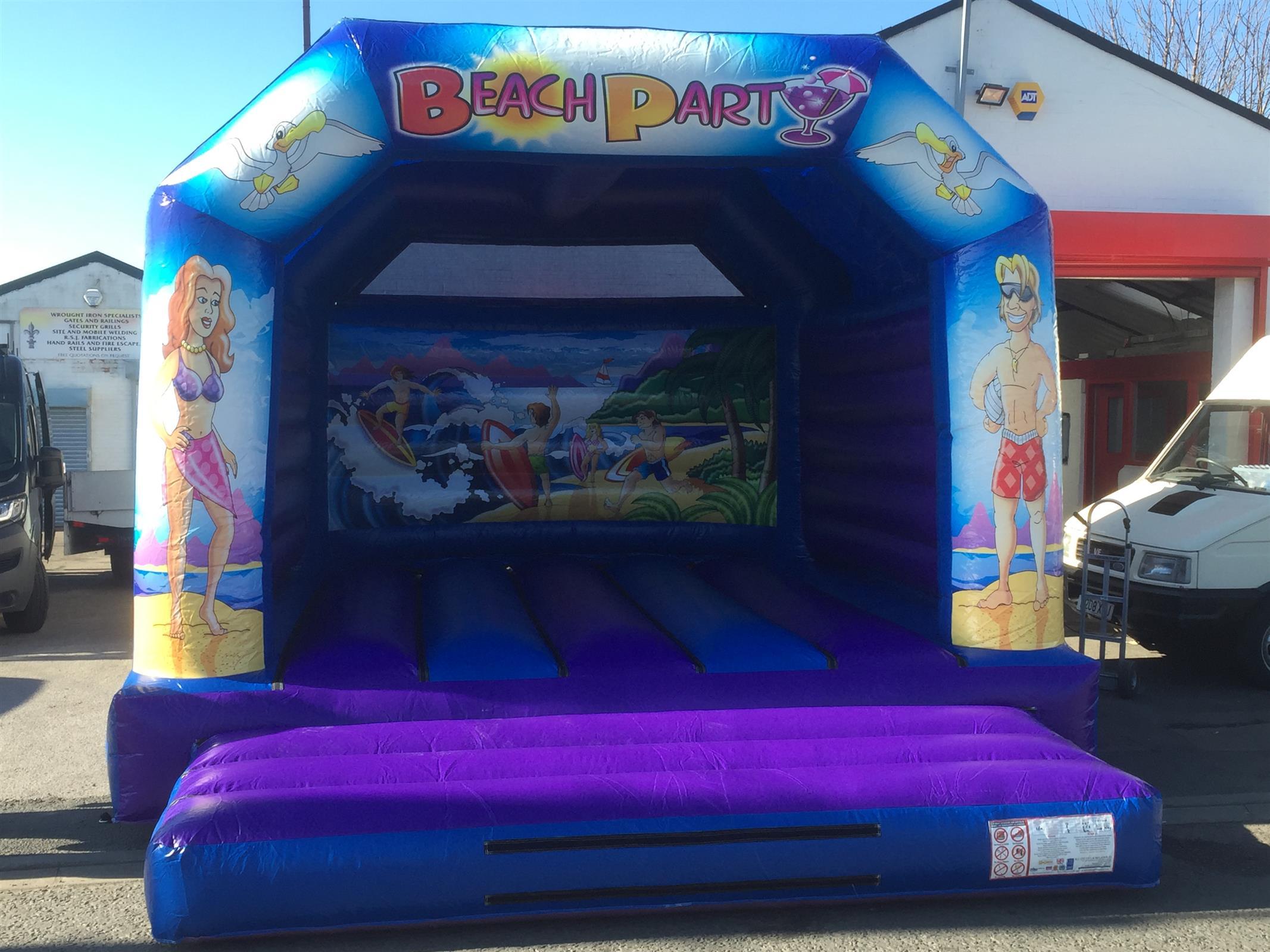 Bouncy Castles Boys Bouncy Castle Hire In Wolverhampton
