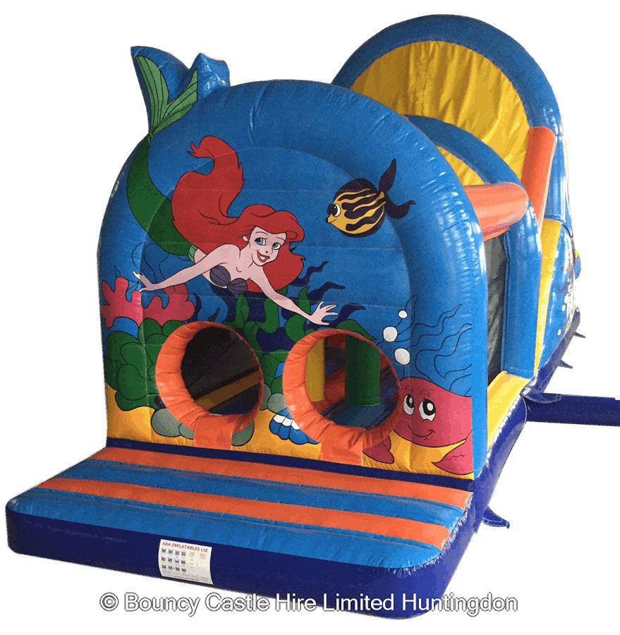 Bouncy Castles Hire, Adults