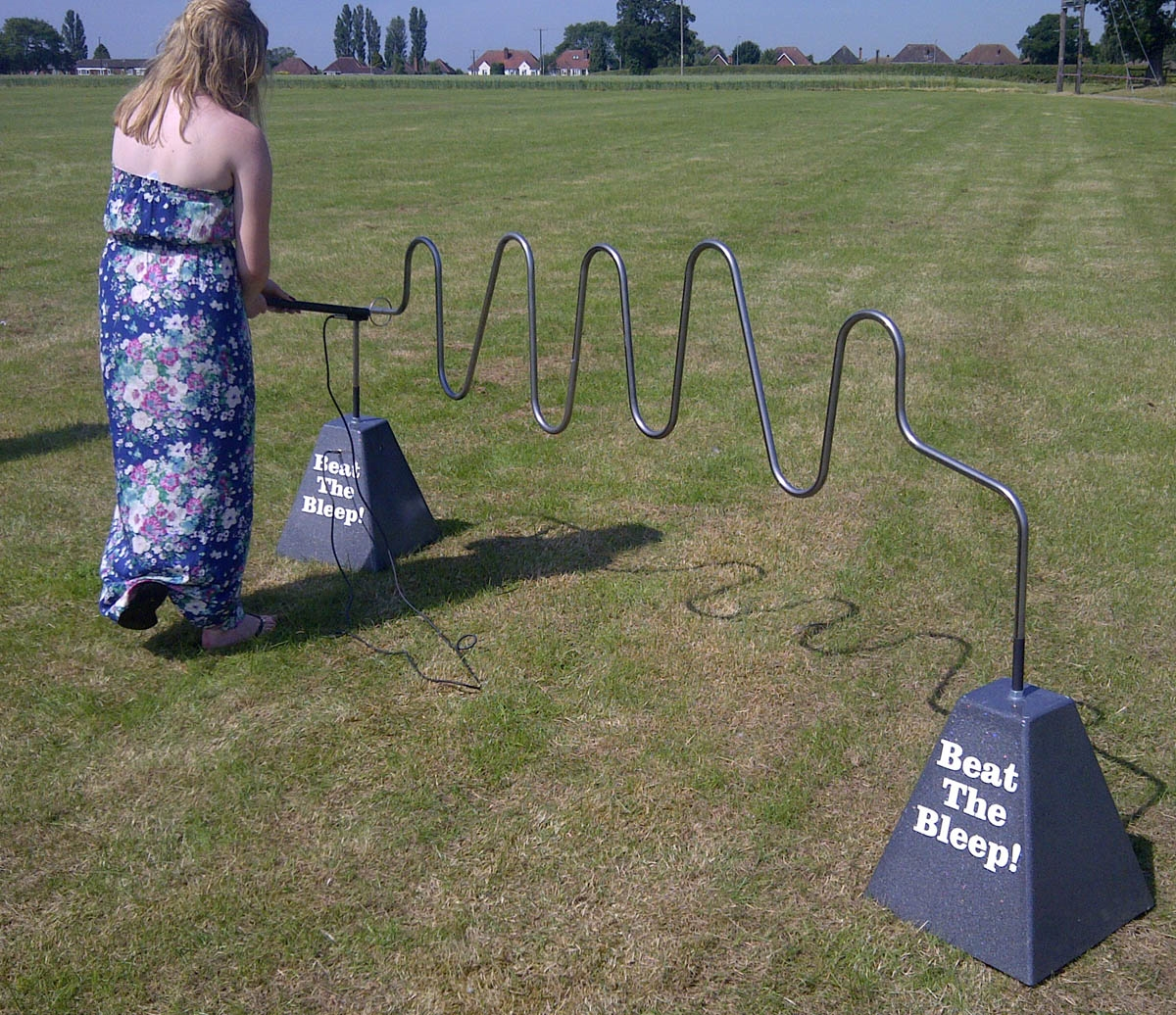 Exhibition Stand Activities : Exhibition stand activities office fun day game hire in