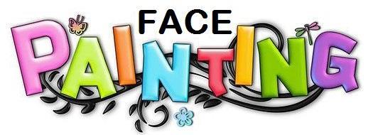 Wrestling Face Paint Clipart