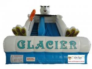 Glacier Waterslide Hire In Adelaide