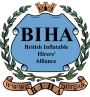 Member of the British Inflatable Hirers Alliance