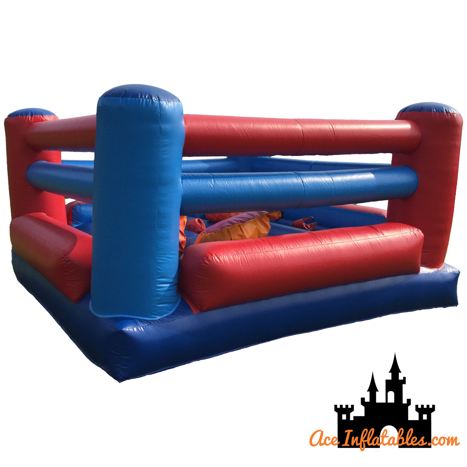 Fitted In Sussex Surrey And Kent: Bouncy Castles,Assault Courses & Soft Play
