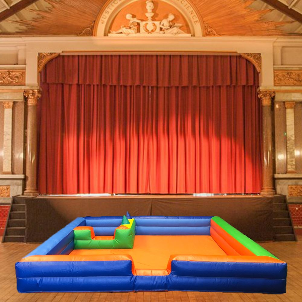 12ft X 12ft Soft Play Area With Ball Pool 38 Bouncy
