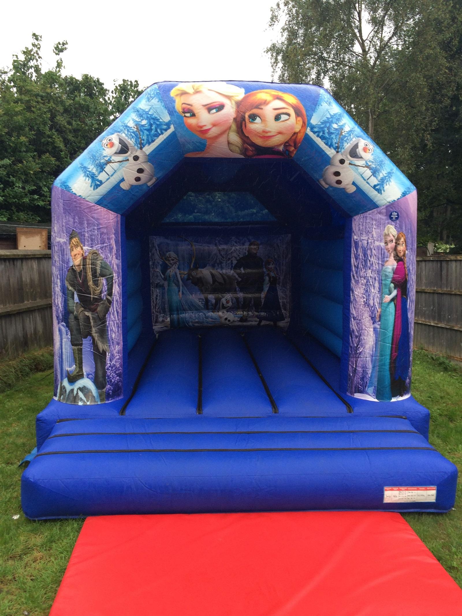 Bouncy Castles Girls Bouncy Castles In West Midlands
