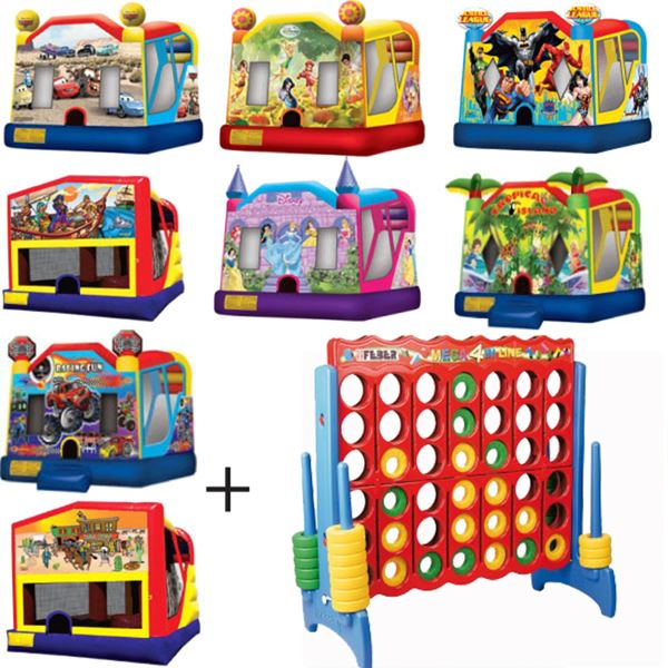 Jumping Castle Hire In Adelaide