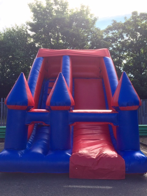 Inflatable Slides Bouncy Castle Hire In Coventry