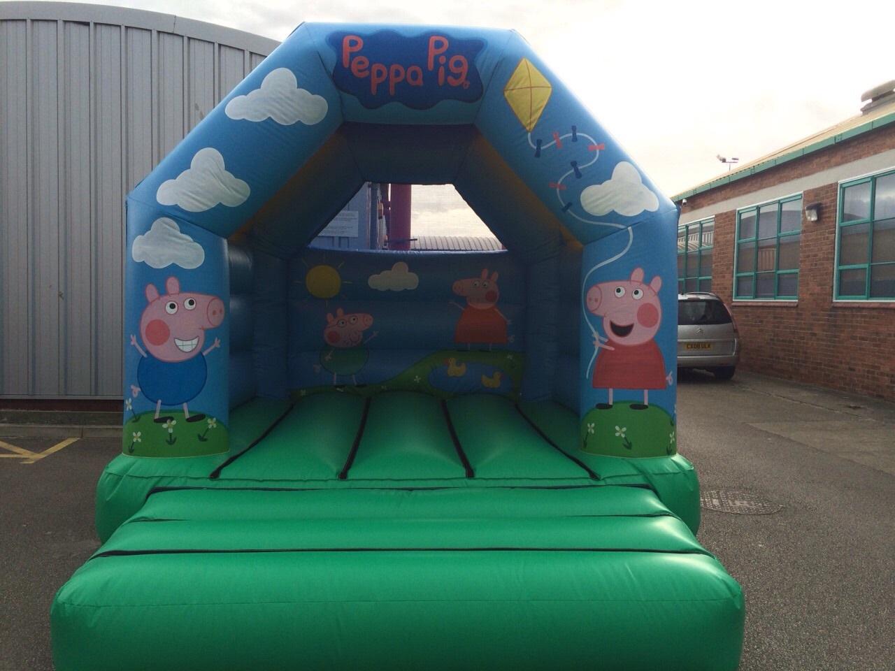 childrens bouncy castles