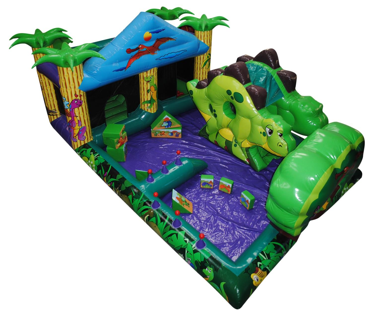 Soft Play Packages - JV Bouncy Castle Hire Farnborough
