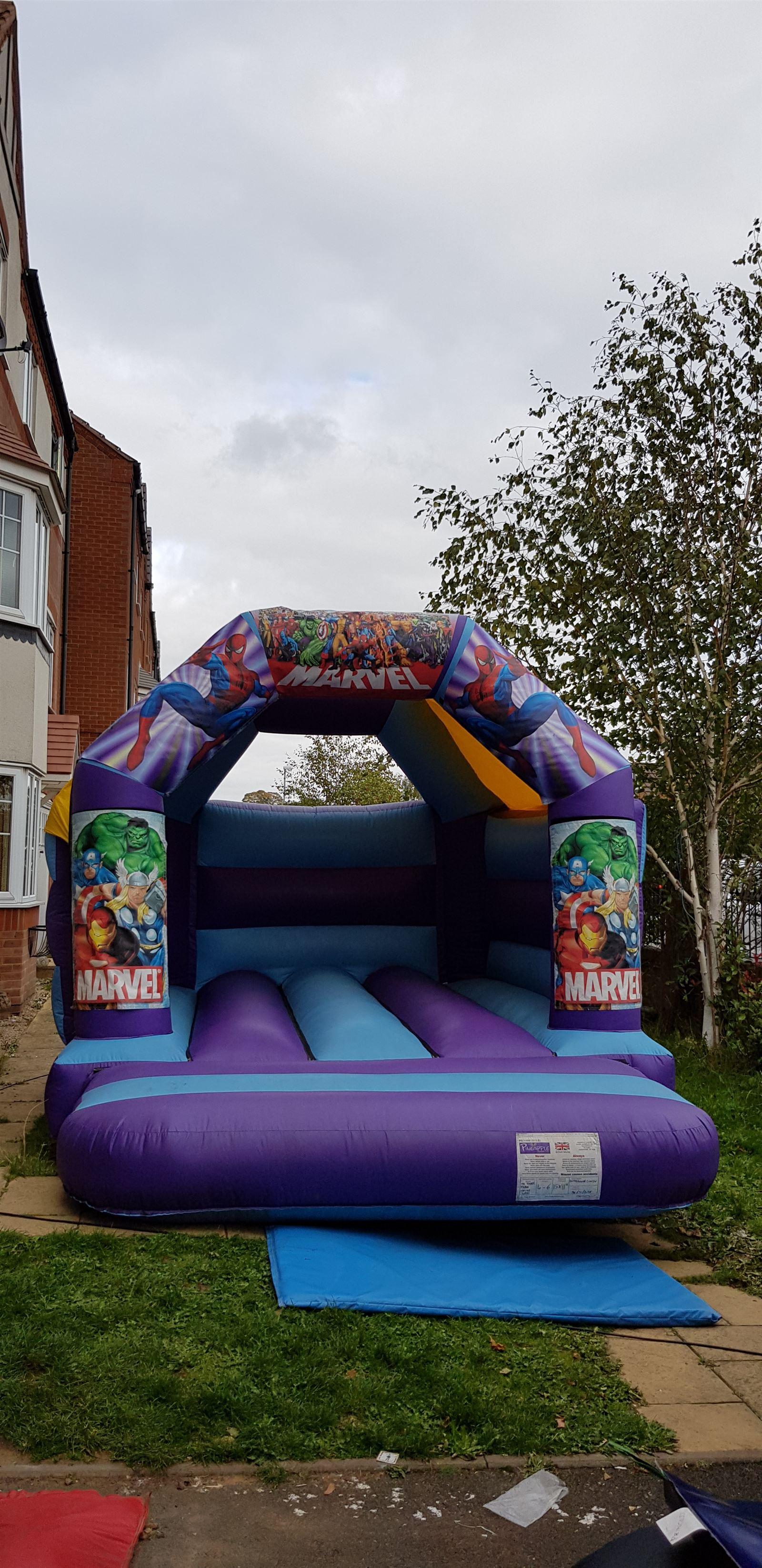 Bouncy Castles Bouncy Castle Hire In Birmingham