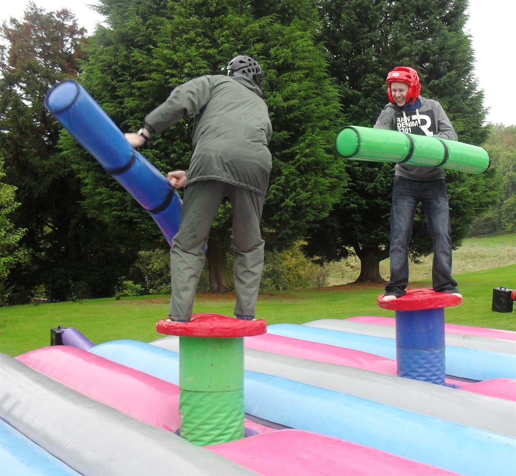 Trampoline Party Glasgow: Inflatable Hire In Fife, Edinburgh And Glasgow