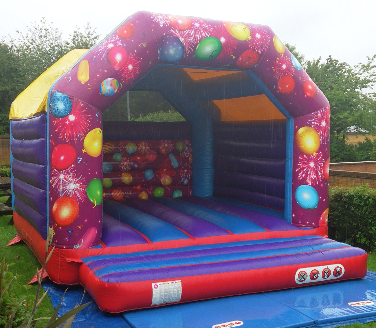 Adult Bouncy Castles 83