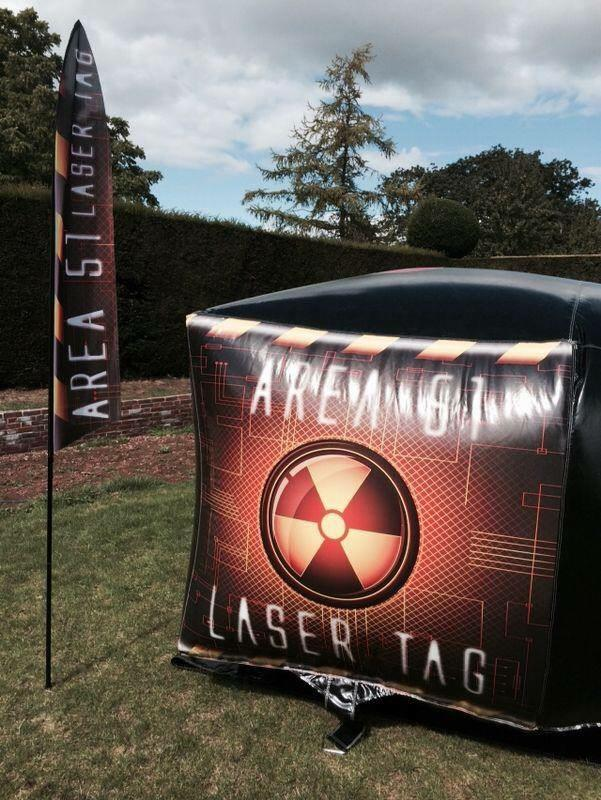 Area 51 Laser Tag Mobile Activity Hire And Events In