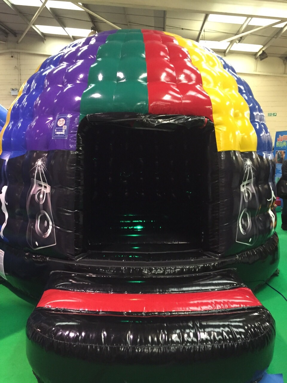 adult bouncy castle hire