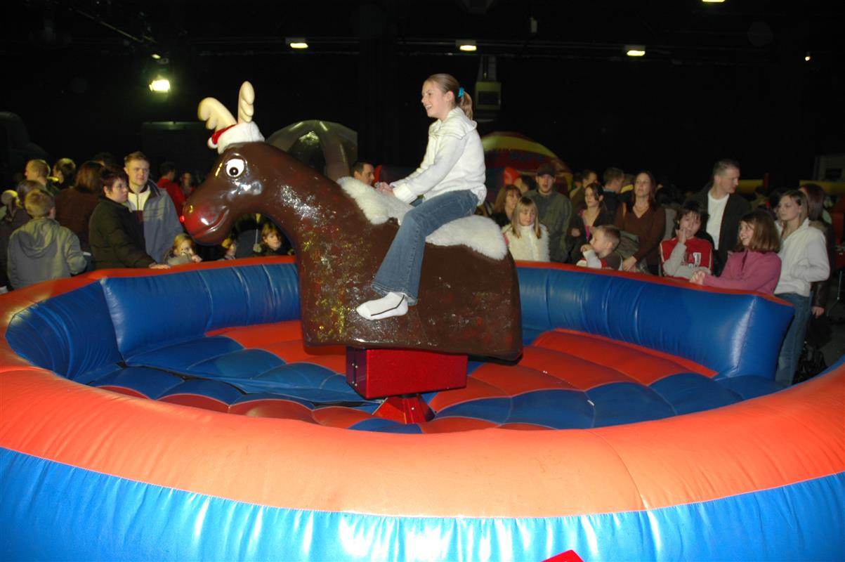 Rodeo Reindeer Hire Corporate Entertainment In Essex