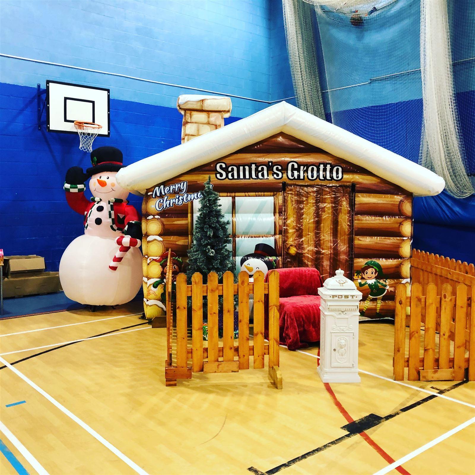 Santa Grotto Hire Jm Entertainment