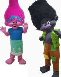 Image result for trolls mascot