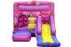 Princess Box & Slide Castle
