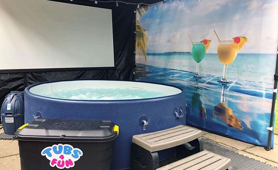 Tubs4fun Hot Tub Hire And Hot Tub Cinema Hire