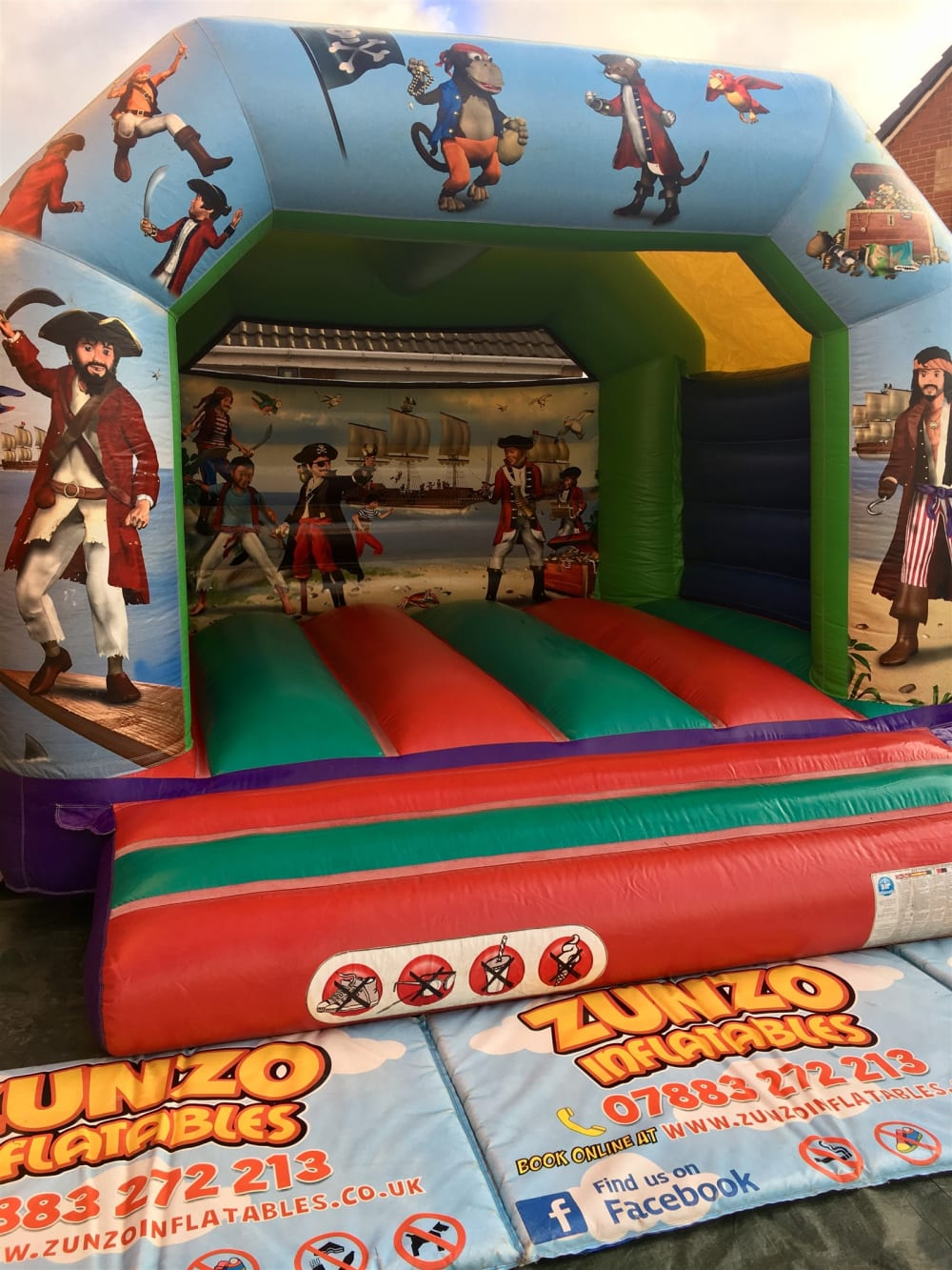 North East Bouncy Castle Hire, DJ Disco Hire in Hartlepool