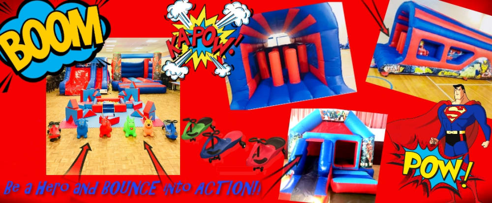700edc66dc Supplying Inflatables   Soft Play To Warrington