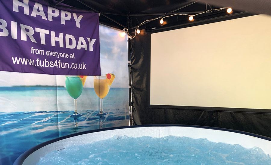 Tubs4fun Hot Tub Hire And Hot Tub Cinema Hire