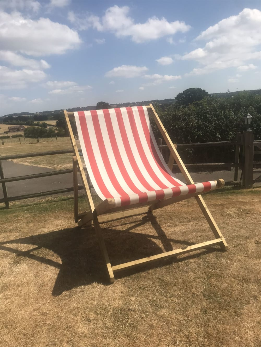 Giant deck chair hire nottingham