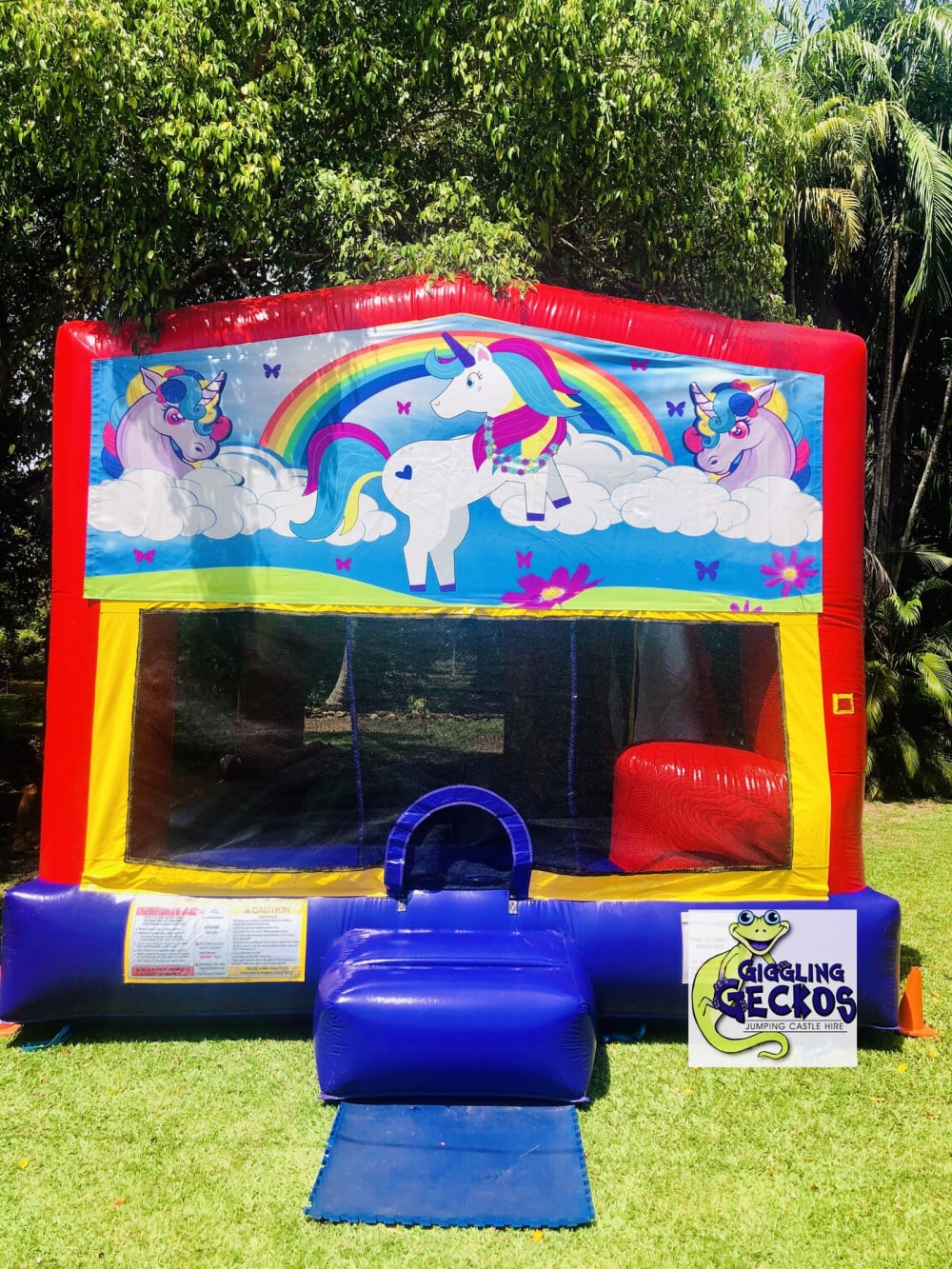 bouncy castle hire Mandurah