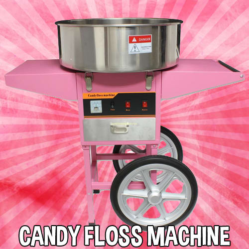 Candy Floss Machine Bouncy Castle Hire Childrens Parties Party
