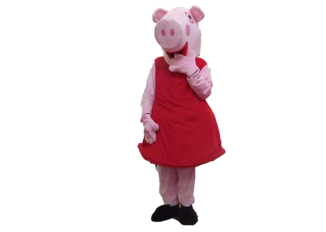 Peppa Pig Costume Hire Kids Childrens Party Hire Equipment