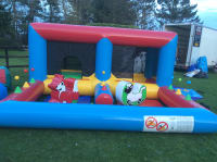 Inflatable Activity Centre