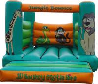 12 x 15ft Jungle Bouncy Castle
