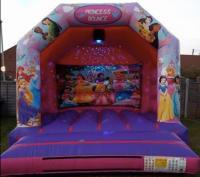 Princess Disco Castle
