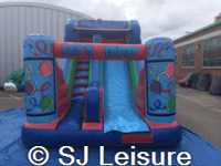 Inflatable Garden Slide 6ft Platform