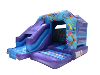 13ft x 16ft Adult/Childrens Party Themed Front Slide Bouncy Castle Combo#Available from April 2017