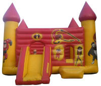 22 x 28ft Super Incredibles Bouncy Castle #Adult Use +£20