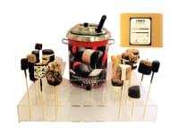 Choco marshmallow system