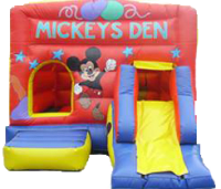 Mickey's Den #Toddlers love this