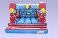 12ft x 14ft Balloon H Bouncy Castle