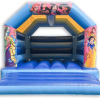 Party Princess Bouncy Castle (12ft x 15ft)