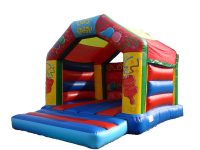 Lets Party Adult Castle #Brightly Coloured Adult Castle
