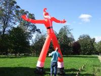 Christmas Sky Dancer