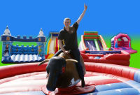 Rodeo Bull / Bucking Bronco #Comes with our Staff