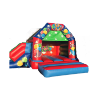 Bounce & Slide Party Time #Bounce & Then Slide!