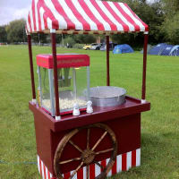 Candy Floss Stall #inc unlimited servings
