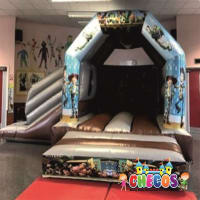 17ft x 15ft Toy Story Combo Bouncy Castle