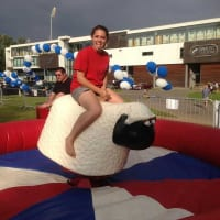 Rodeo Sheep#inc Supervision for 3hrs