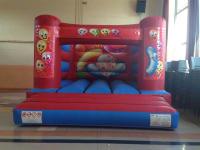 12ft x 15ft Balloons Bouncy Castle (Indoor)