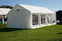 4m x 8m Marquee Hire