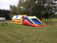 Obstacle Course/ Fun Run Bouncy Castle